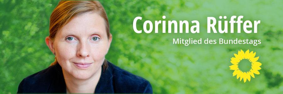 Corinna Rueffer, MdB