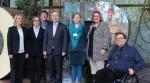 Deutsche Delegation bei der Staatenprüfung Deutschlands in Genf
