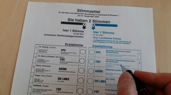 Inklusives Wahlrecht: Blamables Schauspiel der Koalition